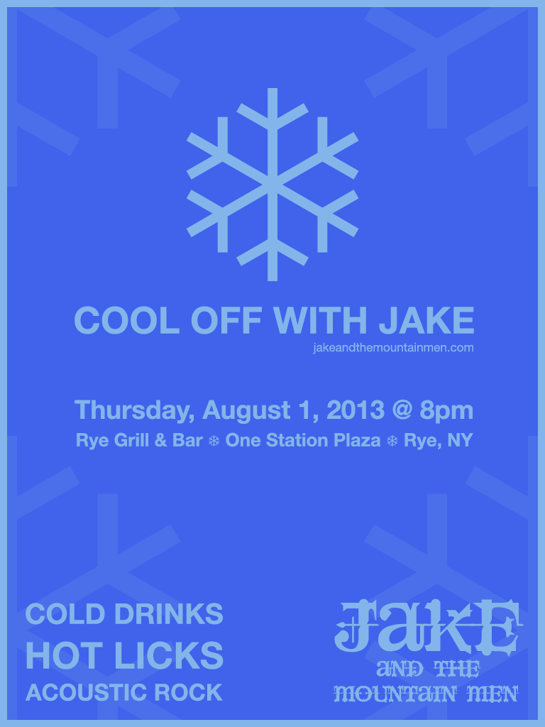 Cool Off With Jake