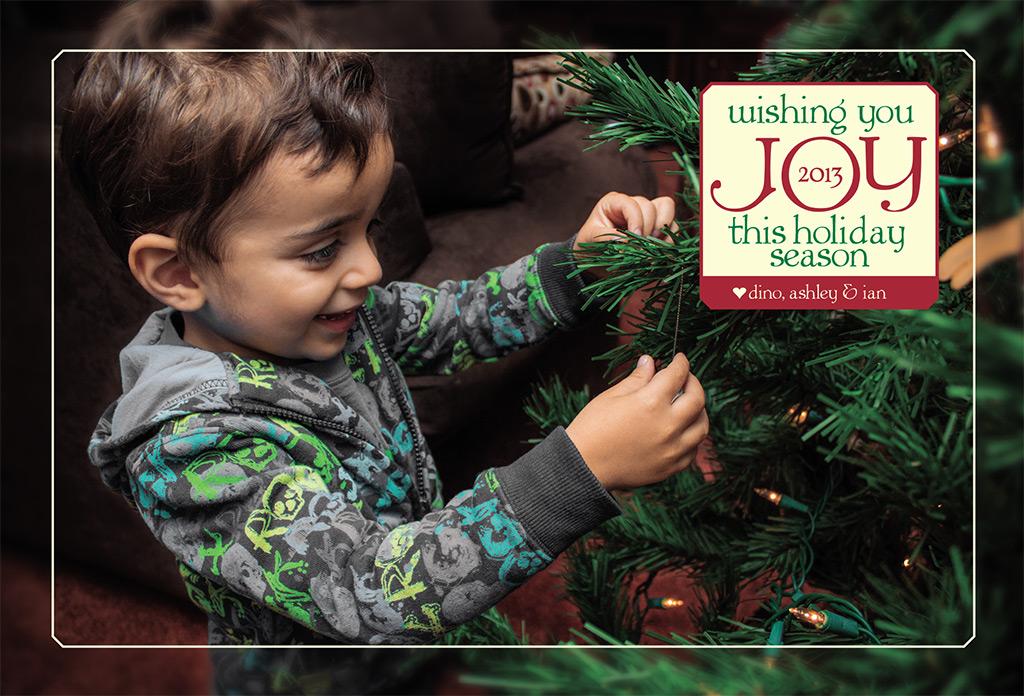 Wishing You Joy This Holiday Season