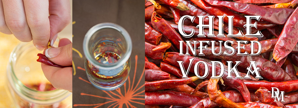 DM Chile Vodka Banner