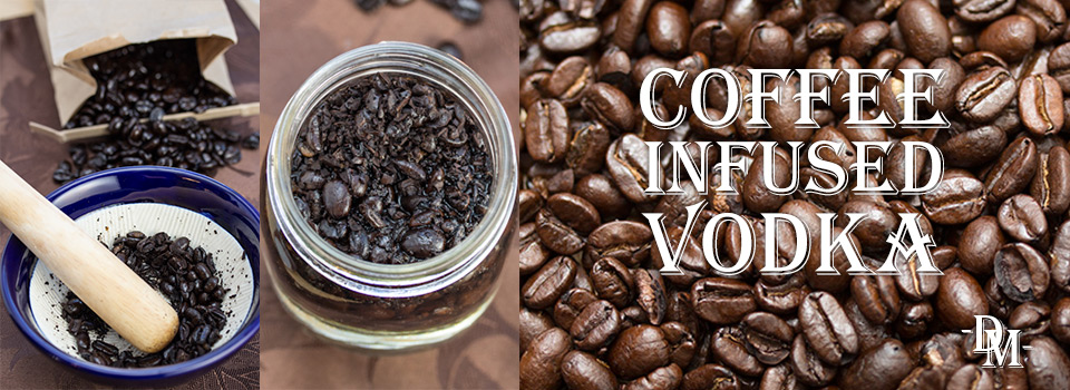 DM Coffee Vodka Banner