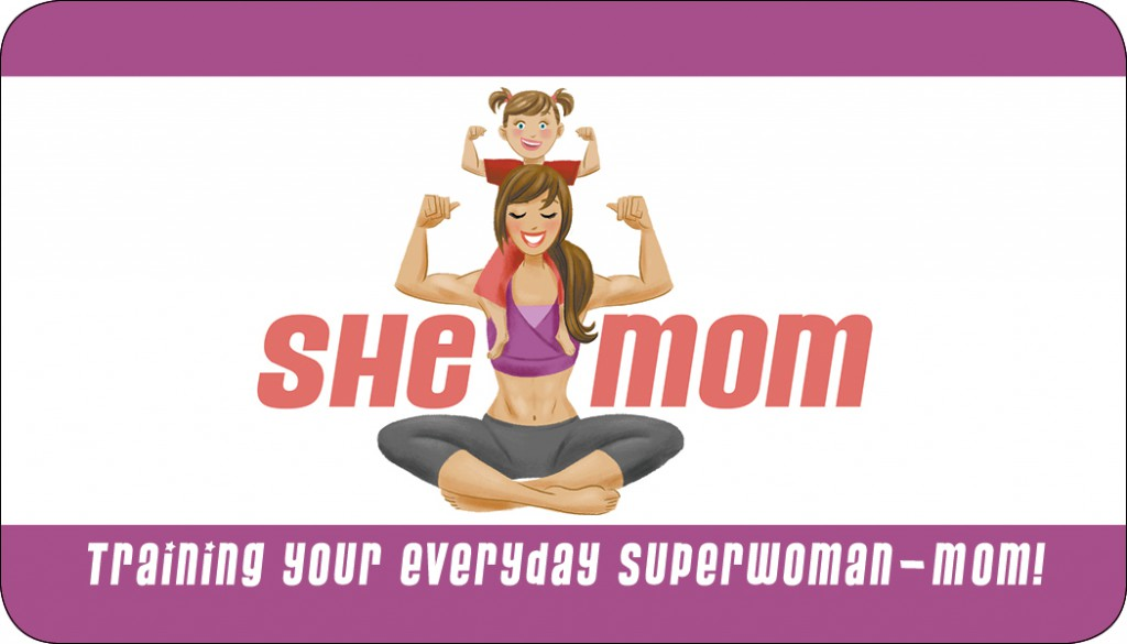 She-Mom Business Cards