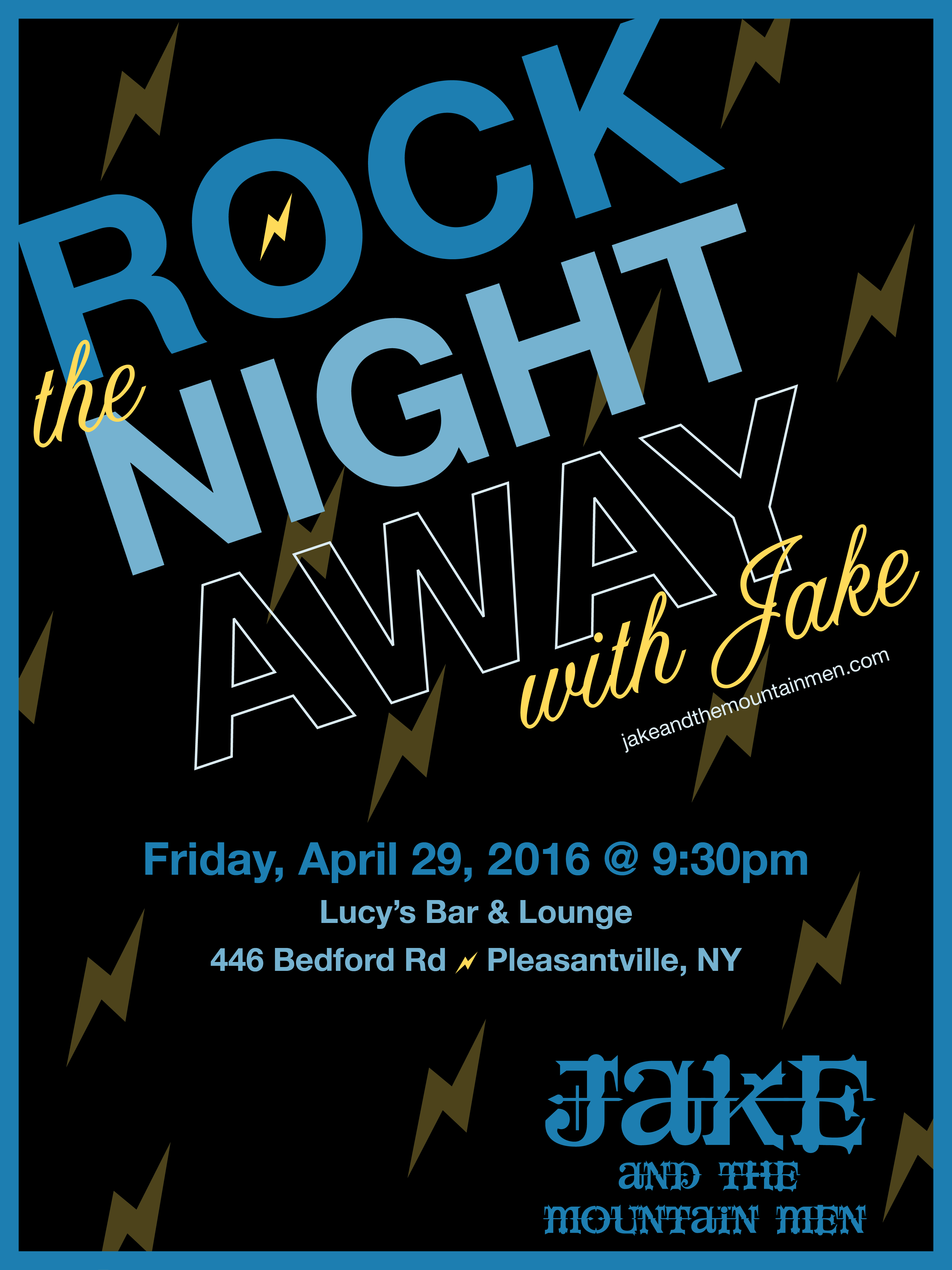 Rock the Night Away with Jake